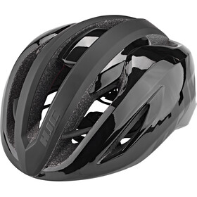 HJC Valeco Road Casque, matt/gloss black